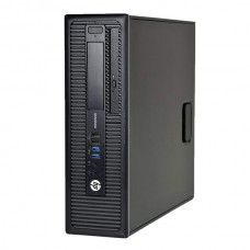 HP 800 g1 SFF ( Core i5-4590 / 500gb / 4gb )